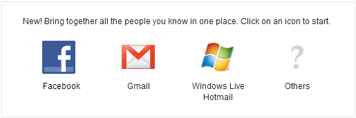 Come esportare liste amici Facebook in Gmail