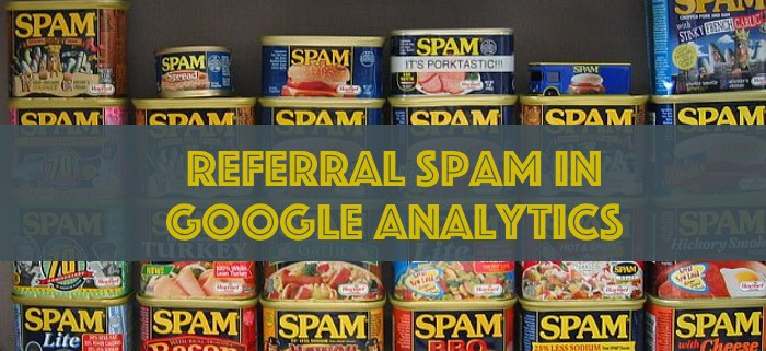 Google Analytics Referral Spam
