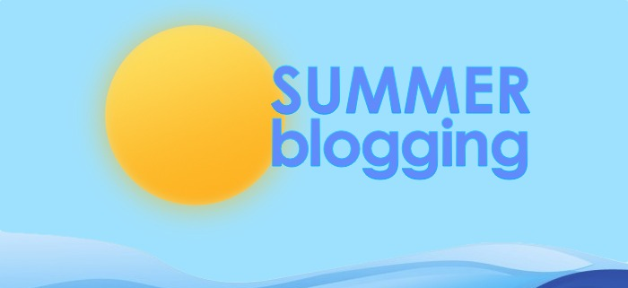 Blog Web Marketing Summer Blogging