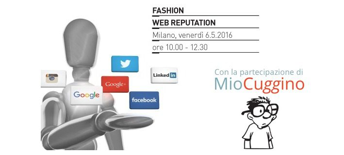Conferenza Fashion Web Reputation Suitex International